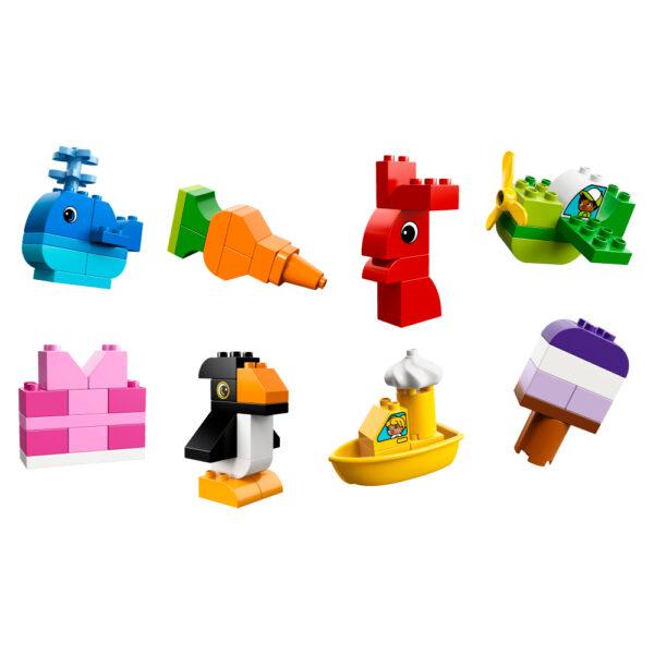 LEGO DUPLO ALTRI 10865 - Creazioni divertenti - Lego Duplo - Toys Center Maschio 12-36 Mesi, 3-5 Anni, 5-8 Anni