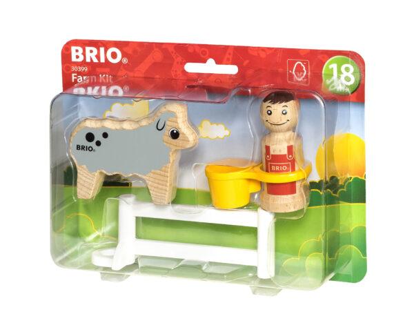 BRIO kit fattoria BRIO Unisex 0-2 Anni, 12-36 Mesi, 3-4 Anni, 3-5 Anni ALTRI