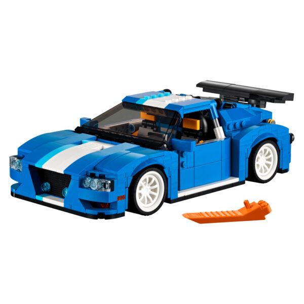 LEGO CREATOR ALTRI 31070 - Auto da corsa - Lego Creator - Toys Center Maschio 12+ Anni, 8-12 Anni