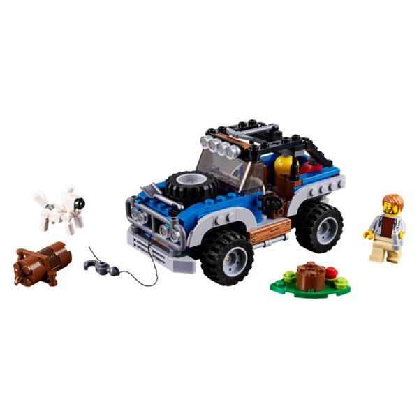 31075 - Avventure nel deserto - Lego Creator - Toys Center - LEGO CREATOR - Costruzioni