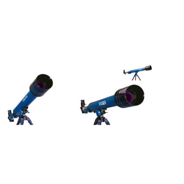 Telescopio galaxy - Microplanet - Toys Center ALTRI Unisex 5-8 Anni, 8-12 Anni MICROPLANET