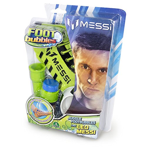 FOOT BUBBLES MESSI START PACK ALTRO Unisex 3-4 Anni, 3-5 Anni, 5-7 Anni, 5-8 Anni, 8-12 Anni ALTRI