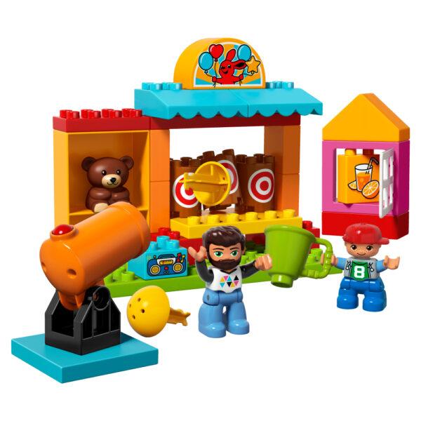LEGO DUPLO ALTRI 10839 - Tiro a segno - Lego Duplo - Toys Center Unisex 12-36 Mesi, 3-5 Anni, 5-8 Anni