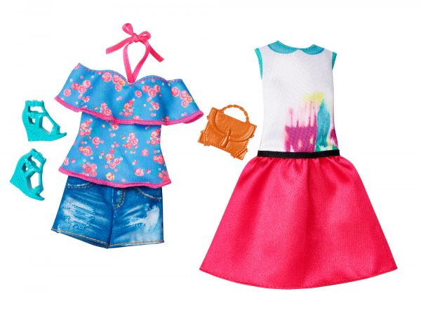 Barbie  - Bambola Fashionista e Moda - Love Pizza Femmina 12-36 Mesi, 12+ Anni, 3-5 Anni, 5-8 Anni, 8-12 Anni ALTRI Barbie