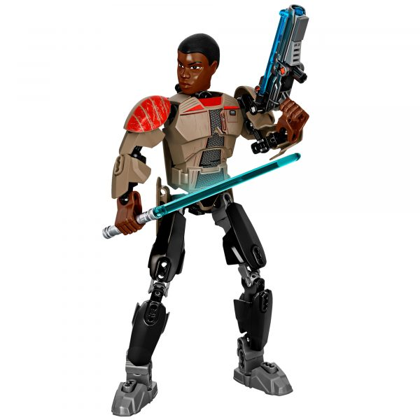 Disney Star Wars 75116 Finn - Disney - Toys Center Maschio 12+ Anni, 5-8 Anni, 8-12 Anni