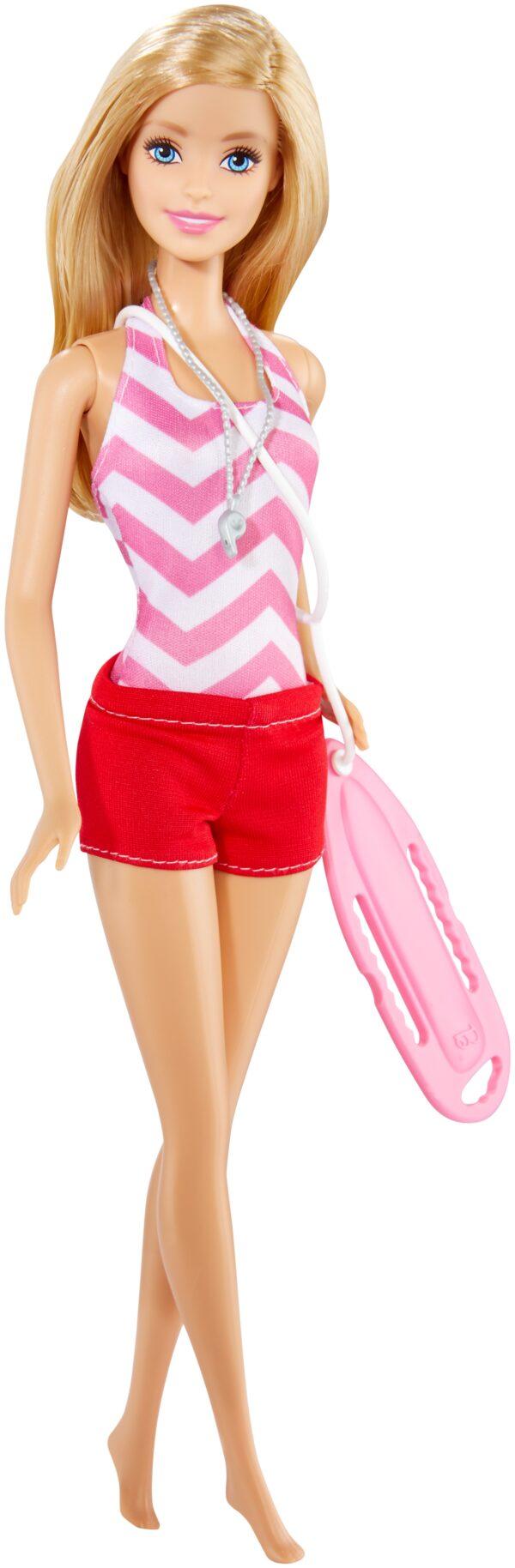 Barbie Carriere Assortimento ALTRI Femmina 12-36 Mesi, 3-5 Anni Barbie