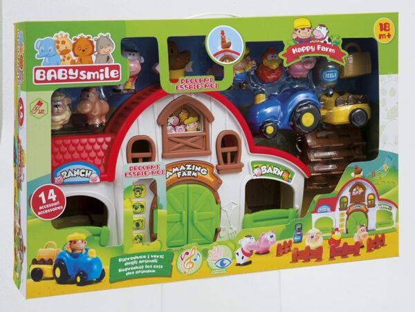 HAPPY FARM - Altro - Toys Center - ALTRO - Altri giochi per l'infanzia
