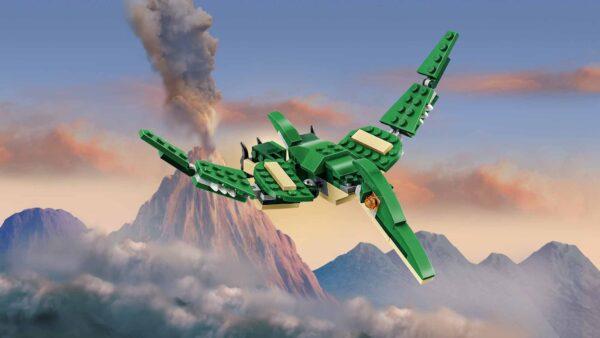 ALTRI LEGO CREATOR Maschio 5-7 Anni, 8-12 Anni 31058 - Dinosauro - Lego Creator - Toys Center