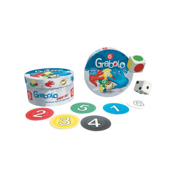 Grabolo - DV GIOCHI - Marche - ALTRO - Giochi da tavolo
