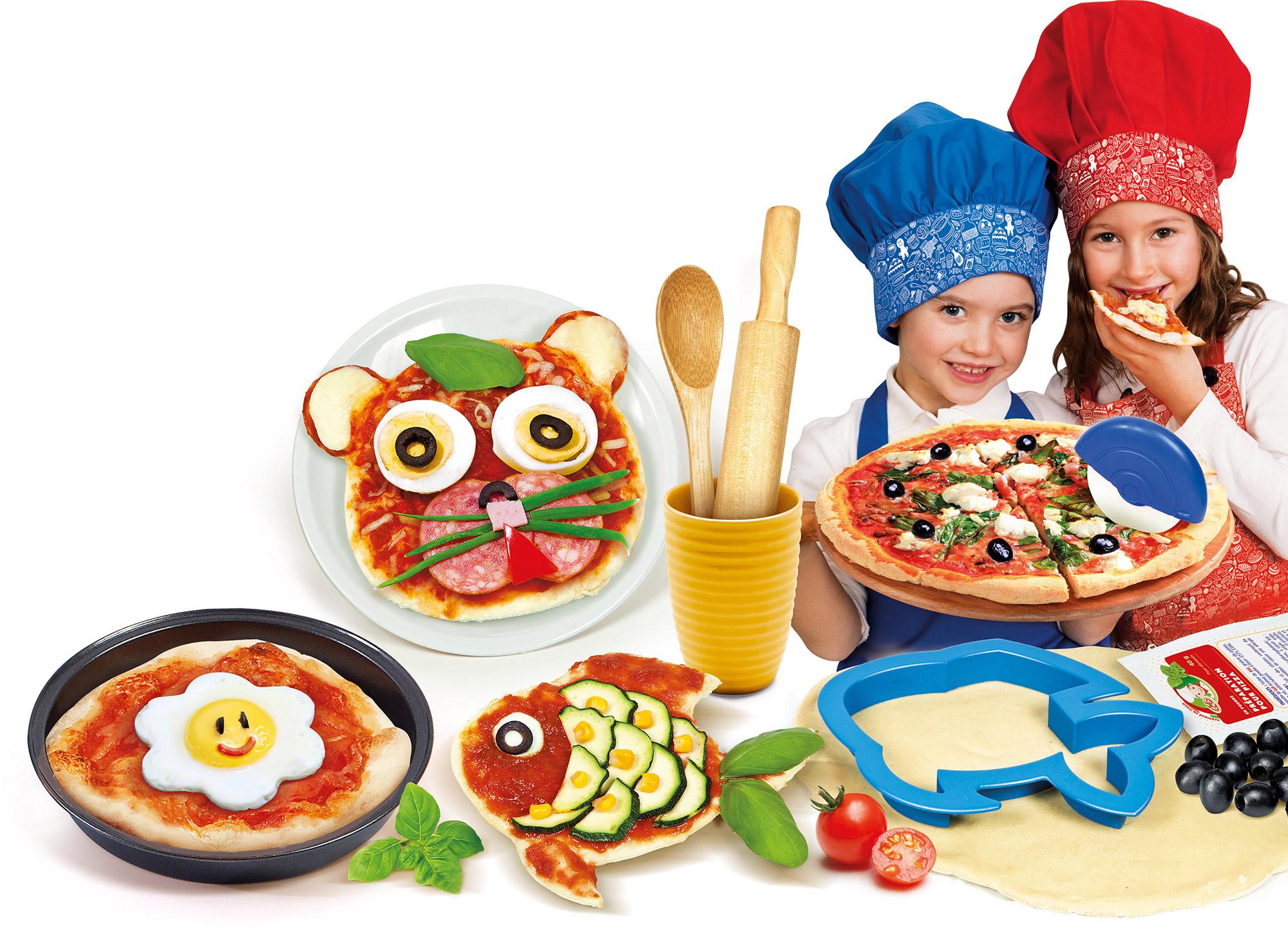 Clementoni 15781 Cucina Creativa Pizza Party