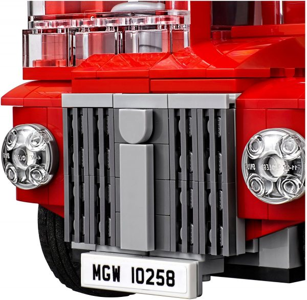 ALTRI LEGO CREATOR EXPERT 10258 - London Bus - Lego Creator Expert - Toys Center 12+ Anni Maschio