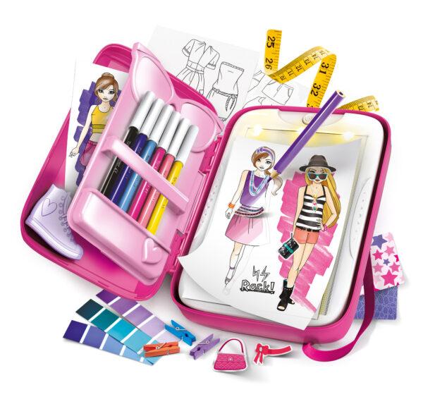 Crazy Chic - Scuola di moda ALTRI Femmina 5-7 Anni, 5-8 Anni, 8-12 Anni CRAZY CHIC