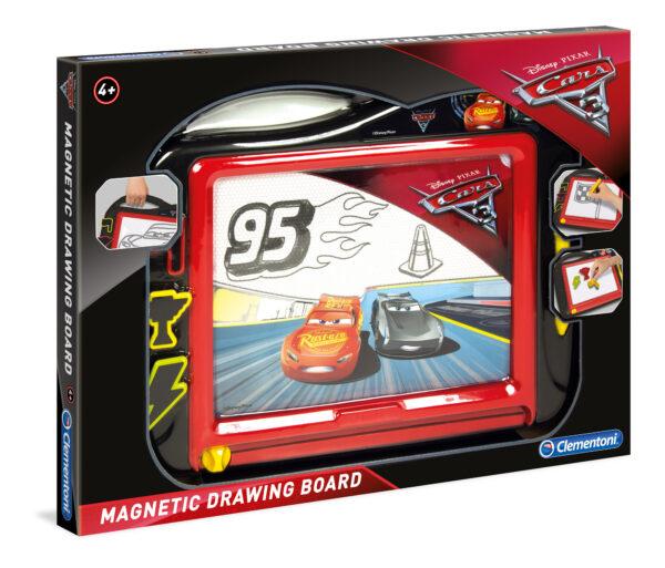 CARS 3 LAVAGNA MAGNETICA BIG - Altro - Toys Center ALTRI Maschio 3-5 Anni, 5-8 Anni, 8-12 Anni ALTRO