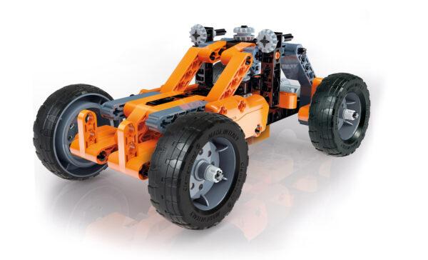 Lab Mec - Buggy & Quad - Focus / Scienza&gioco - Toys Center - FOCUS / SCIENZA&GIOCO - Costruzioni