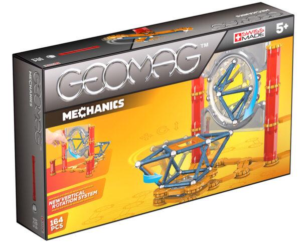 Mechanics 164 - GEOMAGWORLD - Marche ALTRO Unisex 3-5 Anni, 5-7 Anni, 5-8 Anni, 8-12 Anni ALTRI