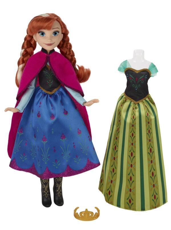 Anna - Fashion Change - Disney - Fashion dolls
