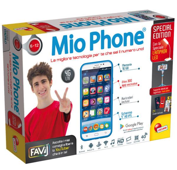 """Mio Phone 5"""" 4G-lte Youtuber Special Edition - ALTRO - Fino al -20%"""