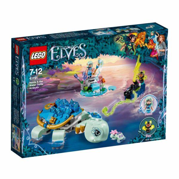 41191 - Naida e l'agguato della tartaruga acquatica - Lego Elves - Toys Center LEGO ELVES Femmina 12+ Anni, 5-8 Anni, 8-12 Anni ALTRI