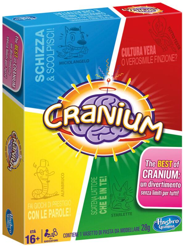CRANIUM PARTY - Hasbro Gaming - Toys Center - HASBRO GAMING - Giochi da tavolo