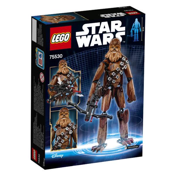 75530 - Chewbacca™ - Disney - Pixar - Toys Center Star Wars Maschio 12+ Anni, 5-8 Anni, 8-12 Anni DISNEY - PIXAR