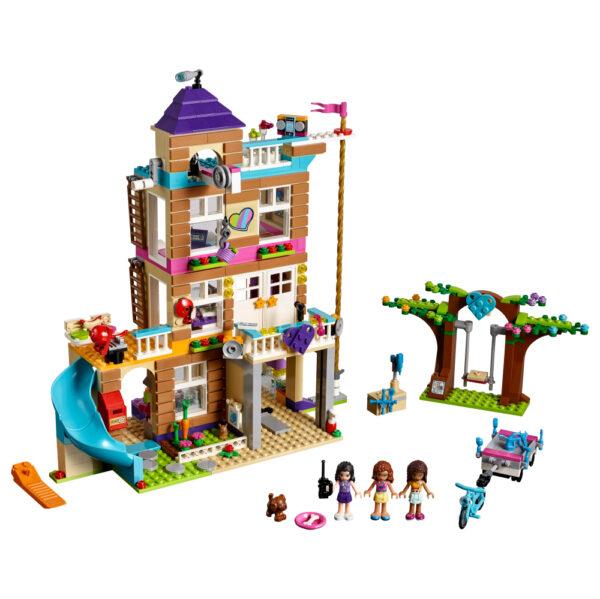 LEGO FRIENDS ALTRI LEGO Friends - La casa dell'amicizia - 41340 Femmina 12+ Anni, 5-8 Anni, 8-12 Anni