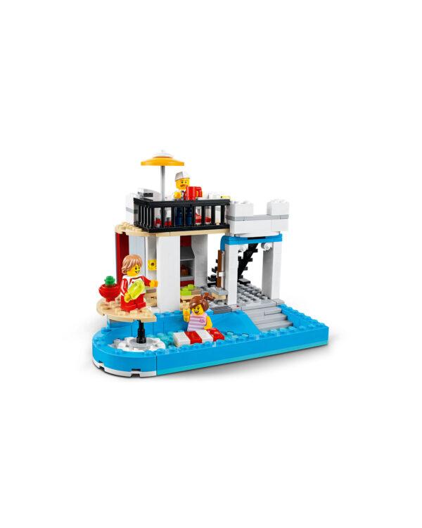 LEGO CREATOR ALTRI 31077 - Dolci sorprese modulari - Lego Creator - Toys Center Unisex 12+ Anni, 5-8 Anni, 8-12 Anni