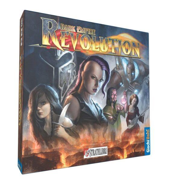 DARK EMPIRE REVOLUTION - Altro - Toys Center - ALTRO - Giochi da tavolo