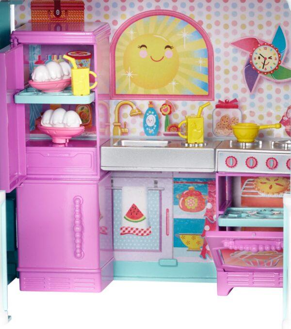 La Casa di Chelsea 12-36 Mesi, 12+ Anni, 3-5 Anni, 5-8 Anni, 8-12 Anni Femmina Barbie ALTRI