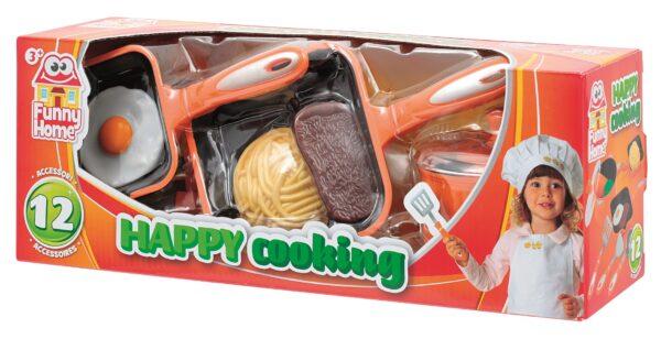 FUNNY HOME HAPPY COOKING - FUNNY HOME - Giochi di emulazione