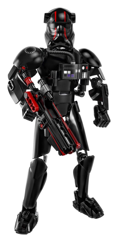 DISNEY - PIXAR Star Wars 75526 - Pilota Elite TIE Fighter ™ - Disney - Pixar - Toys Center Maschio 12+ Anni, 5-8 Anni, 8-12 Anni