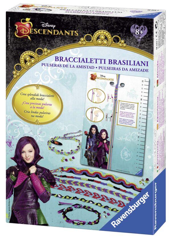 Braccialetti Descendants - Giocattoli Toys Center - Disney - Kit artistici e pittura