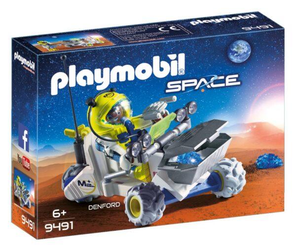 MEZZO LEGGERO DI ESPLORAZIONE PLAYMOBIL - SPACE Unisex 12+ Anni, 8-12 Anni ALTRI
