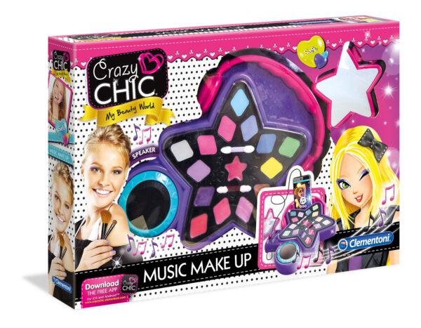 Crazy Chic Music Make up - Crazy Chic - Toys Center - CRAZY CHIC - Fino al -20%