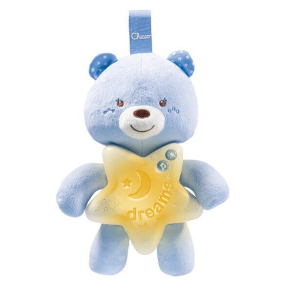 GOODNIGHT BEAR AZZURRO - Chicco - Toys Center Chicco Maschio 0-12 Mesi, 12-36 Mesi, 12+ Anni ALTRI