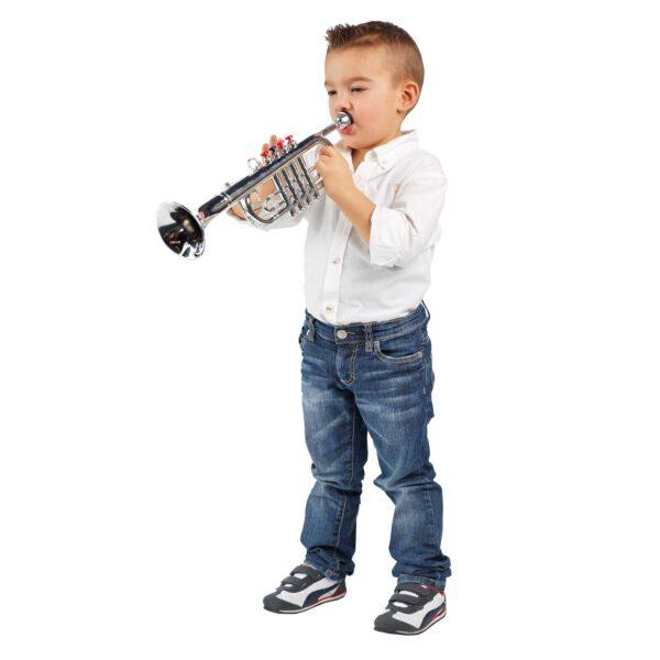 MUSIC STAR Tromba grande MUSICSTAR Unisex 12-36 Mesi, 3-5 Anni, 5-8 Anni ALTRI