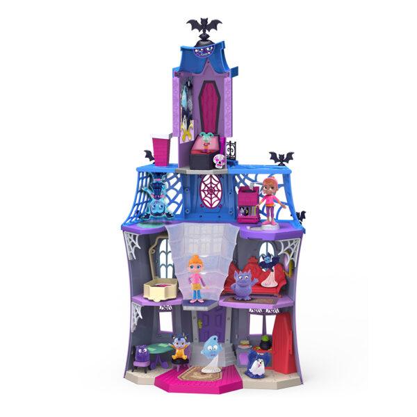 Giochi Preziosi - Vampirina Playset Fobia B&B, con personaggi e accessori Femmina 12-36 Mesi ALTRI ALTRO