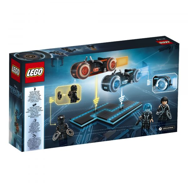 21314 - TRON: Legacy ALTRI Unisex 12+ Anni, 8-12 Anni LEGO IDEAS