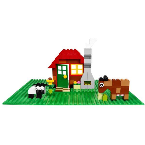 LEGO CLASSIC ALTRI 10700 - Base verde Unisex 3-5 Anni, 5-8 Anni