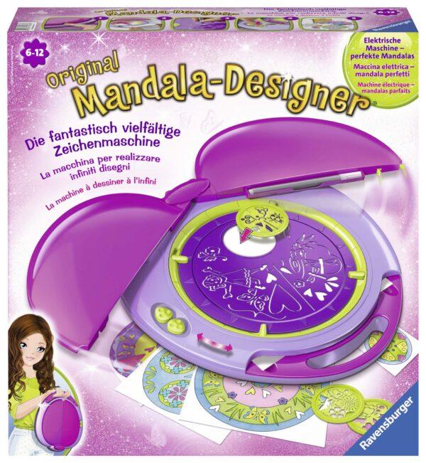 Mandala Designer elettrico ALTRO Unisex 12+ Anni, 5-8 Anni, 8-12 Anni ALTRI