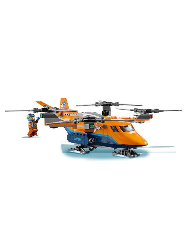 60193 - Aereo da trasporto artico - Lego City - Toys Center ALTRI Unisex 12+ Anni, 5-8 Anni, 8-12 Anni LEGO CITY