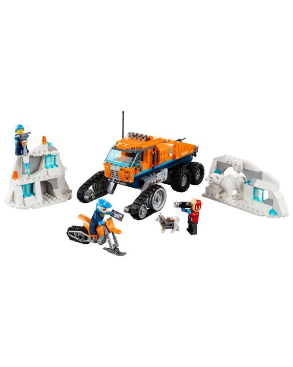 LEGO City- Gatto delle nevi artico -  60194 ALTRI Unisex 12+ Anni, 5-8 Anni, 8-12 Anni LEGO CITY