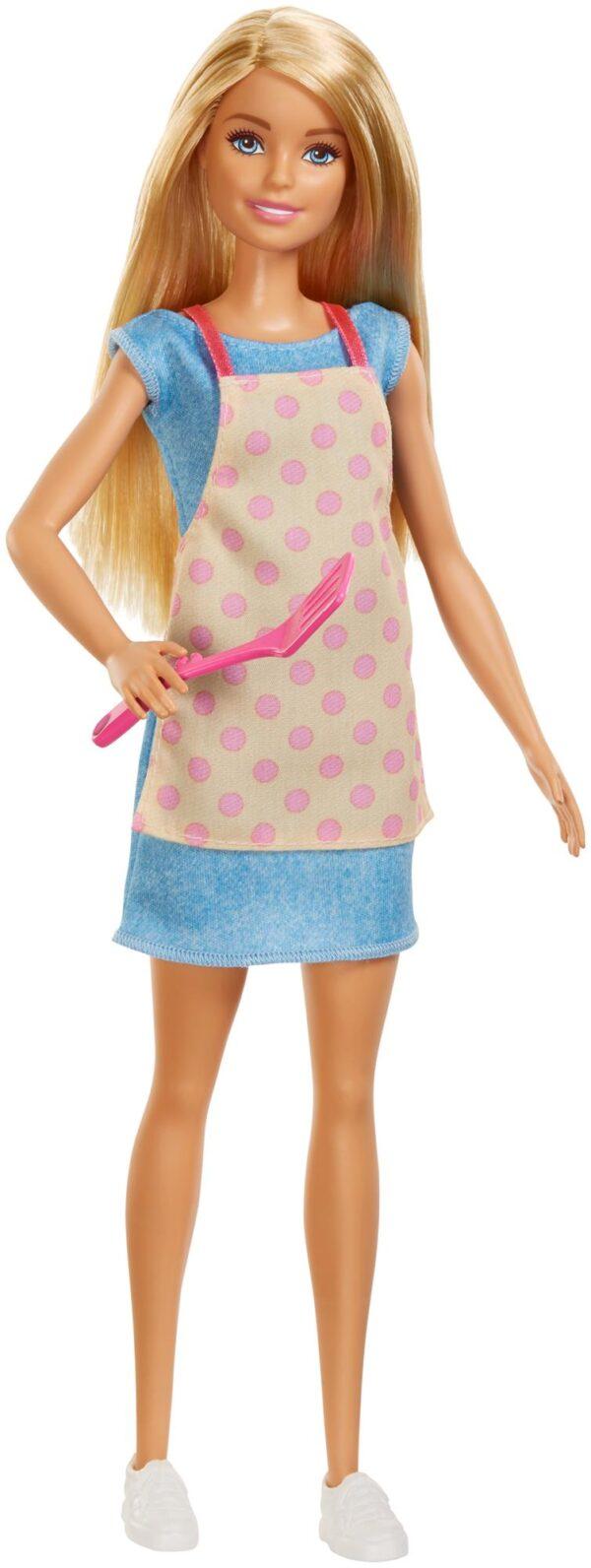 ALTRI Barbie Femmina 12+ Anni, 8-12 Anni Barbie - Cucina Da Sogno - Barbie - Toys Center