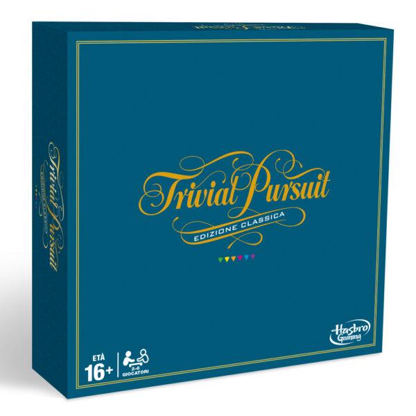 Trivial Pursuit - Hasbro Gaming - Toys Center HASBRO GAMING Unisex 12+ Anni ALTRI
