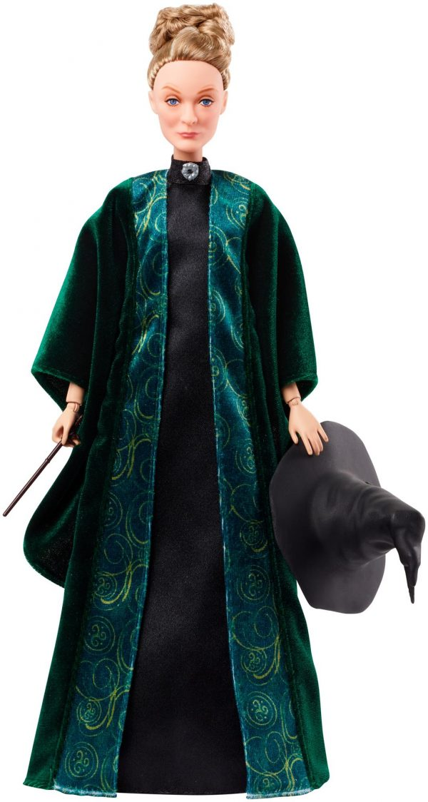 Harry Potter e la Camera dei Segreti - personaggio di PROFESSORESSA McGRANITT - Altro - Toys Center HARRY POTTER Unisex 12+ Anni, 5-8 Anni, 8-12 Anni ALTRO