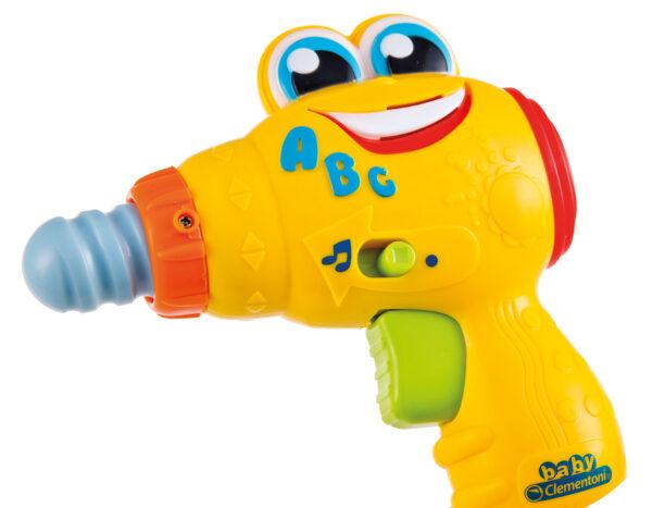 ALTRI BABY CLEMENTONI Unisex 0-12 Mesi, 12-36 Mesi, 3-5 Anni CLEMENTONI - 14903 - Berto il Trapano - Baby Clementoni - Toys Center