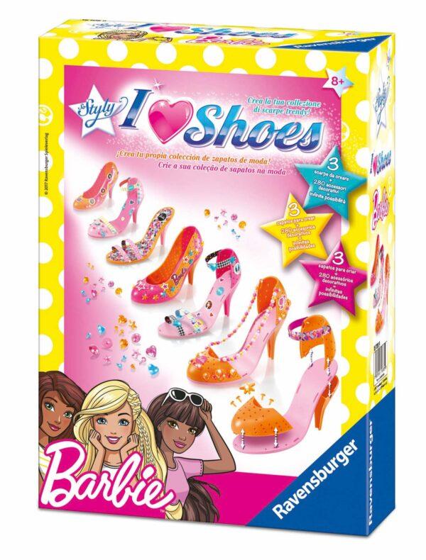 I Love Shoes Barbie - Altro - Toys Center - ALTRO - Kit artistici e pittura