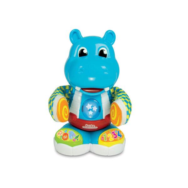 FILIPPO L'IPPOPOTAMO BALLERINO - Altro - Toys Center ALTRI Unisex 0-12 Mesi, 12-36 Mesi, 3-5 Anni ALTRO