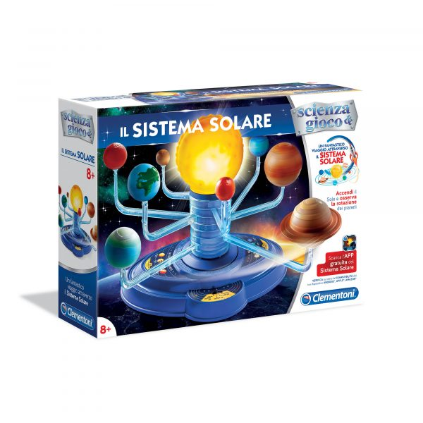 IL GRANDE SISTEMA SOLARE - Altro - Toys Center ALTRO Unisex 12+ Anni, 5-8 Anni, 8-12 Anni ALTRI