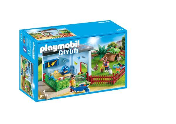 RESIDENZA DI CONIGLI E CRICETI - Playmobil - City Life - Toys Center Playmobil City Life Unisex 12+ Anni, 3-5 Anni, 5-8 Anni, 8-12 Anni ALTRI
