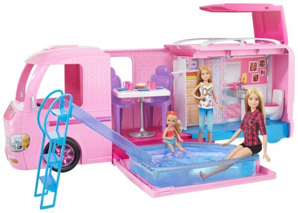 Barbie ALTRI Camper dei sogni Femmina 12-36 Mesi, 12+ Anni, 3-5 Anni, 5-8 Anni, 8-12 Anni